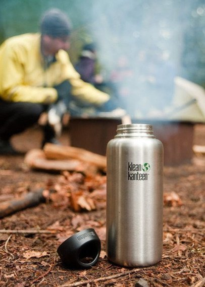Butelka KLEAN KANTEEN WIDE  Loop Cap 1182ml/40oz