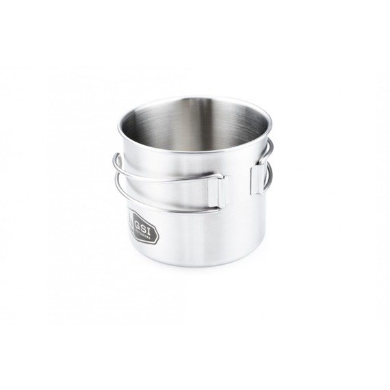 KUBEK GSI GLACIER STAINLESS BOTTLE CUP/POT 530 ml