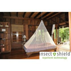 Moskitiera COCOON SINGLE TRAVEL NET Impregnowana