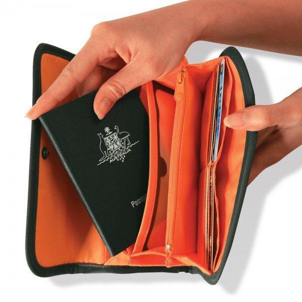 def26c7ff11bd Portfel PacSafe RFID-tec 250 - Sklep Ekspedycyjny.pl
