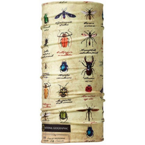 Chusta Original Buff National Geographic INSECTORS