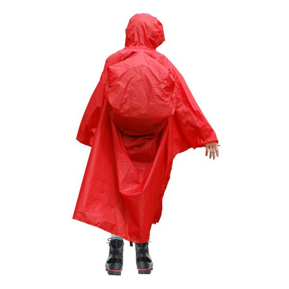 PONCHO ROCKLAND STORM