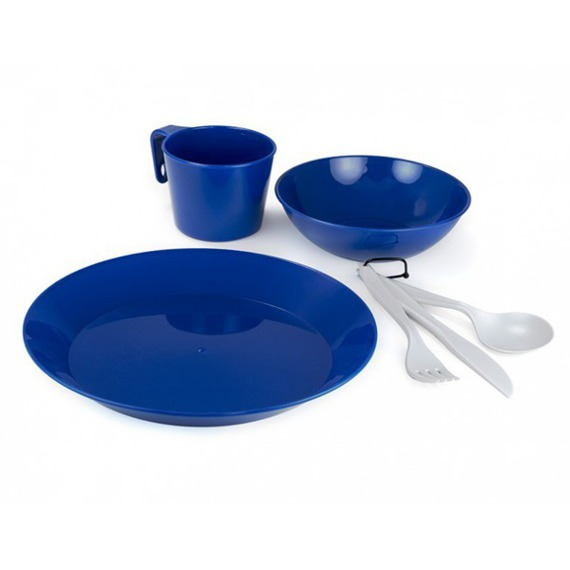 Zestaw naczyń GSI Cascadian 1 Person Table Set